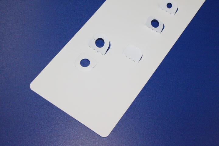 Catheter Card Tray